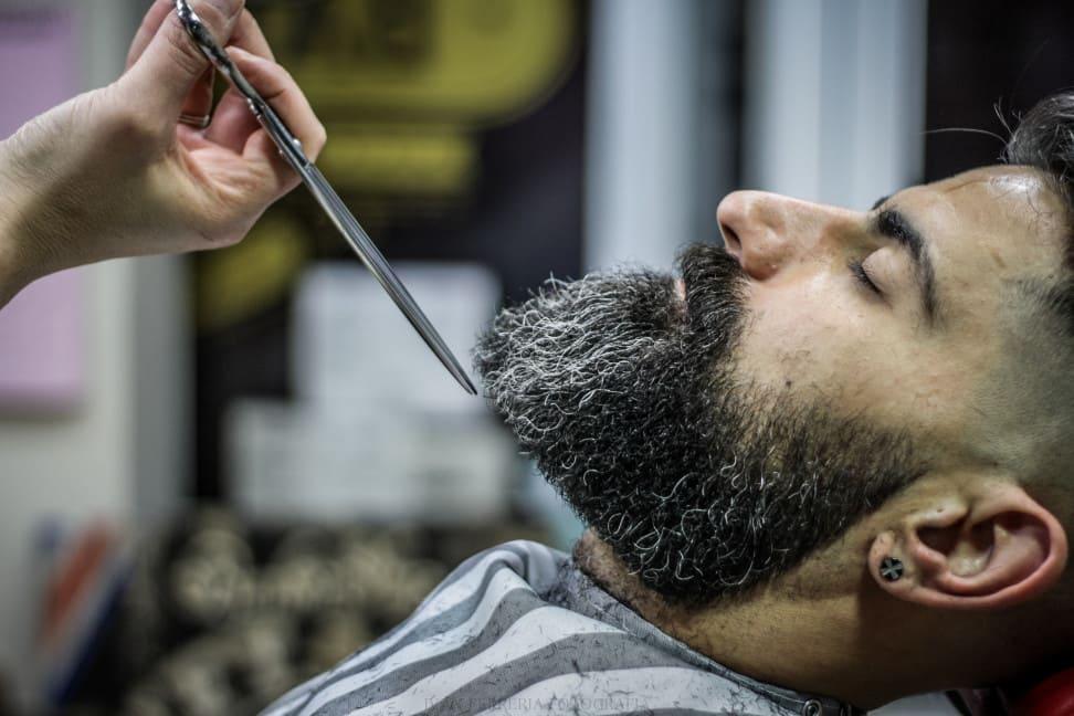 sito per barbiere